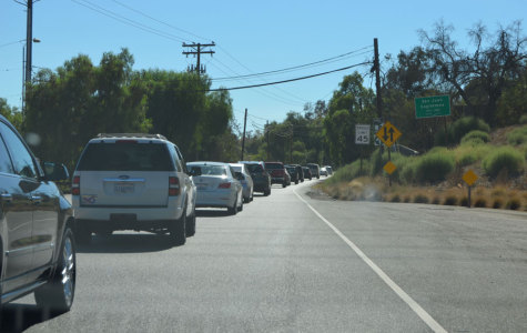 Ortega Highway Closure Causes Problems for Students