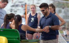 Athletic Trainer Leaves San Juan Hills