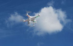 ASB Brings Drone to Sky