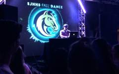 Student Owned Company Produces Fall Dance