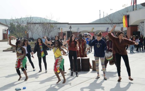 Diversity Honored at Campus Multicultural Week