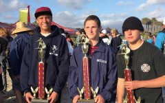 Surf Team Three-Peats at State Championships