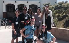 Link Crew Leaders Welcome Incoming Freshman