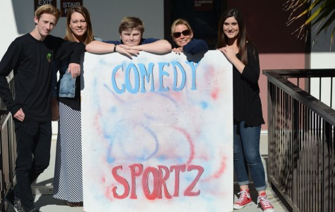 Comedy Sportz: Match, Set, Laugh!