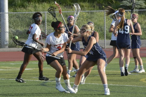 SJHHS Girls Lacrosse Gets Their Big Shot