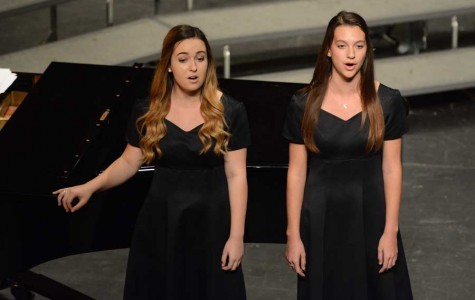 Choir Stages Solo Concert