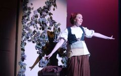 """Audience Has a Ball at SJHHS Performing Arts Department's """"Cinderella"""""""