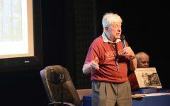 Holocaust Speaker's Emotional Accounts Captivates Audience