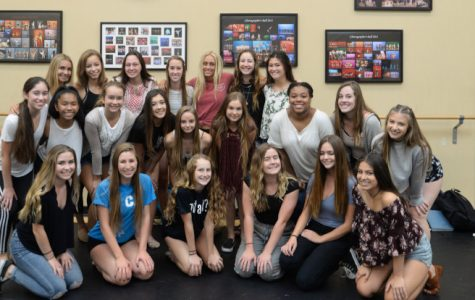 SJHHS Premieres a New Competitive Dance Team