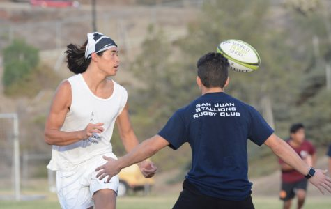 Rugby Now a Reality at San Juan Hills