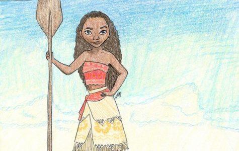Disney's Moana Makes Waves