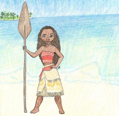 Disney's Moana Makes Waves