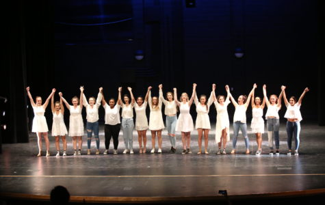 Senior Showcase's Dancers Stun the Audience