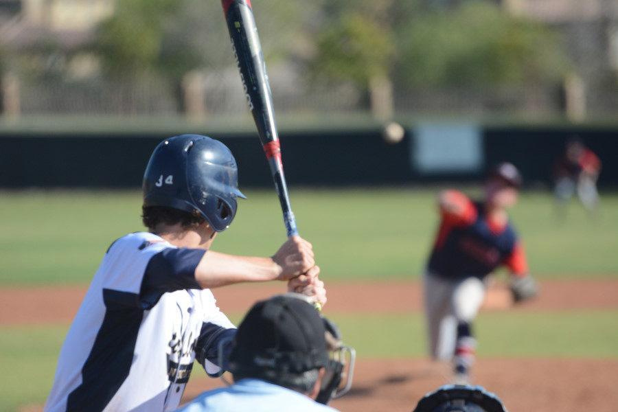 Varsity Baseball Season is in Full Swing
