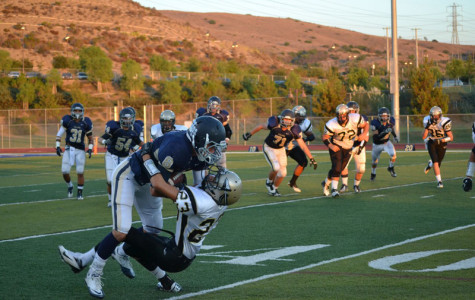 Stallion Football Gallops Past Canyon in Home Opener and Continues on a 6 Game Winning Streak