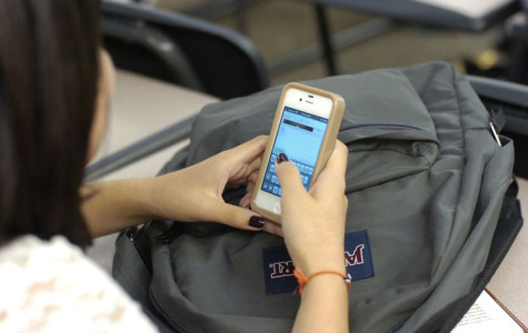 Cell Phones Signaling Way Into Education
