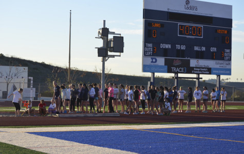 Stallion Track Prepares for Home Events