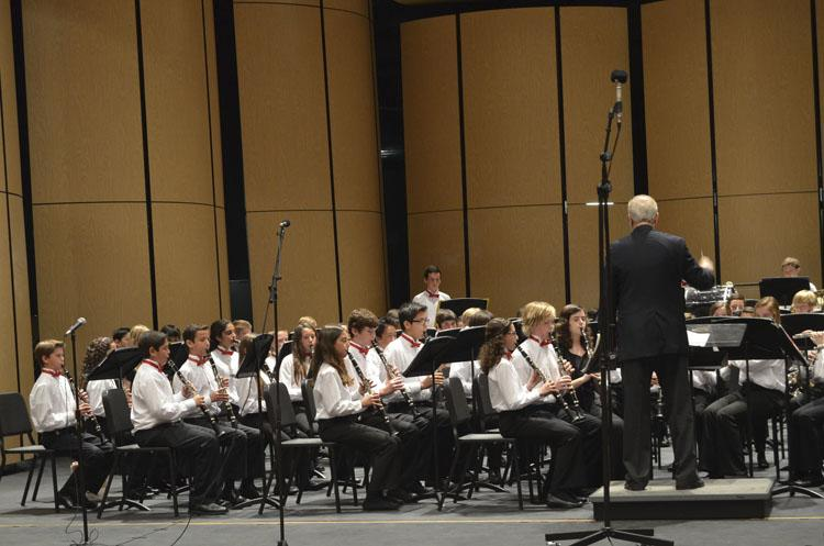 Band and Orchestra: SUPERIOR – The Express