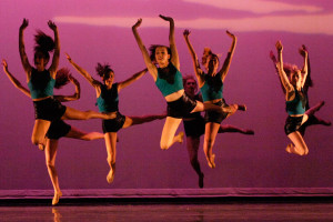Dance leaps into the new year, performing all genres in Fusion-- Running in the theatre from the 22nd to the 23rd.