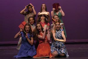 Epic Stories Interpreted Through Dance