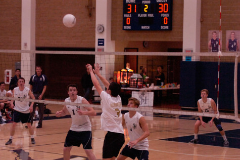 Boys Varsity Volleyball Team Stands Undefeated
