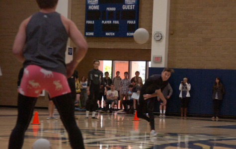 Game of Throws: Dodgeball
