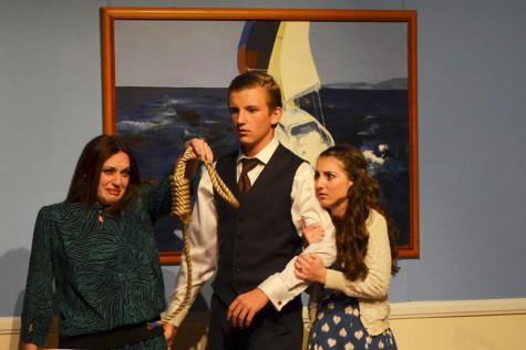 Three SJHHS Drama Students Win Cappie Awards