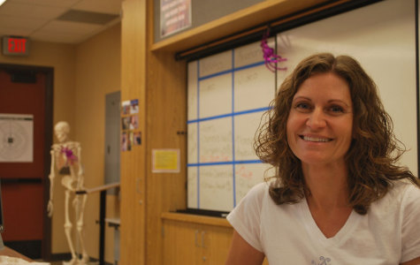 Teacher Feature: Mrs. Rickert the Zookeeper!