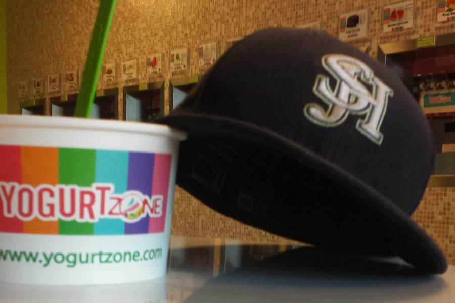 Yogurtzone Sponsors Baseball Fundraiser