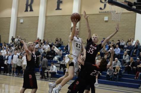 SJHHS Girl's Volleyball Spotlight: Lukes and Mercer