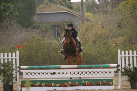 SJHHS Student Finds Passion With Horses