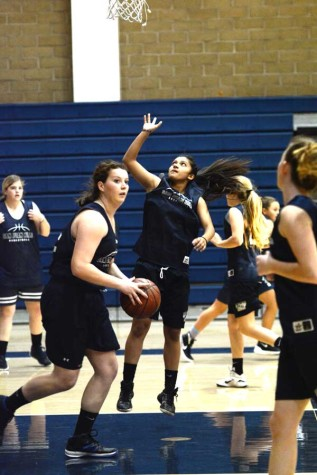 Girls Basketball Heading In the Right Direction