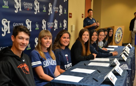 Future College Stars Sign Letters of Intent