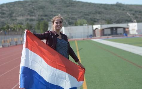Dutch Girl Lives The American Dream