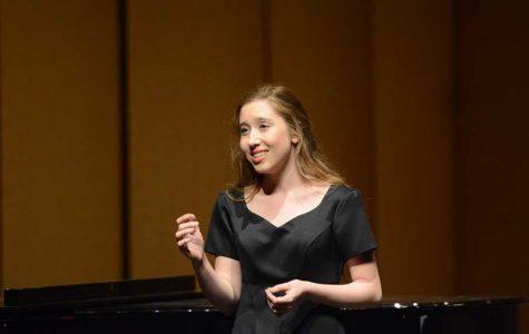 Jasmine Powell Earns Choral Accolades
