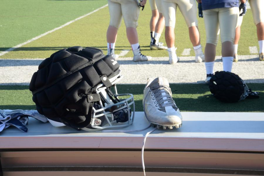 The Guardian Cap, the technology put in place by SJHHS's football program, will prove beneficial to the players' safety and, hopefully, prevent concussions from occuring in the future.
