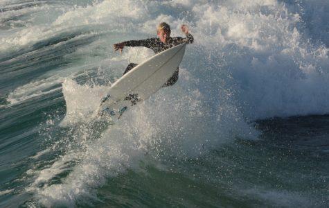 Underclassmen Grasp Leadership Roles on Surf Team
