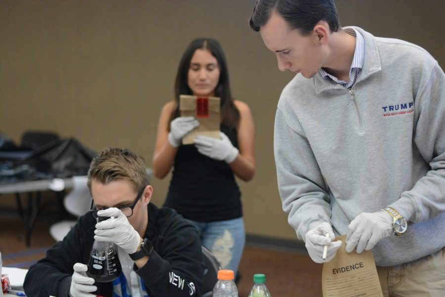 Forensic Science Prepares Students for Careers in Law Enforcement