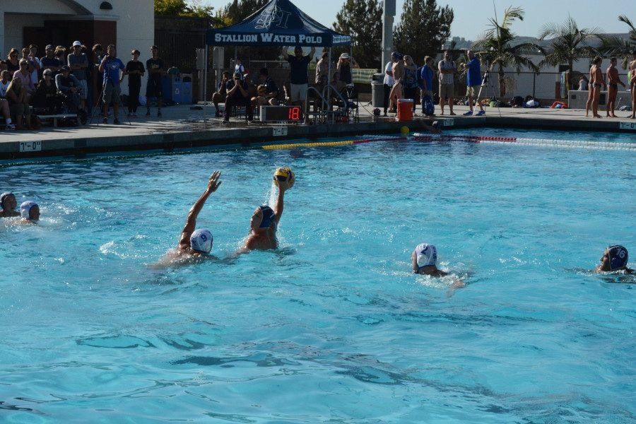 Water Polo Wins League, 2nd in CIF