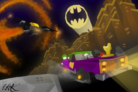Batman Builds LEGO Legacy