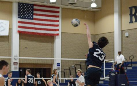 Boy's Volleyball Springs Into Season