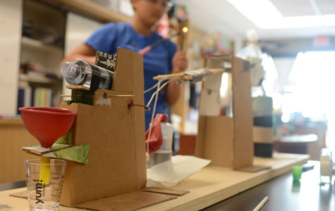 Chemistry Rube Goldberg Projects: A Slideshow