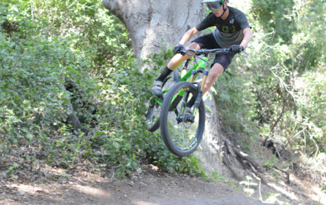 Mountain Bikers Ride for the Brand