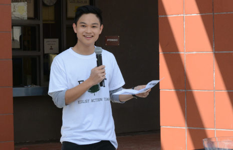 College Bound: Russel Tran Leaves for USC a Year Early