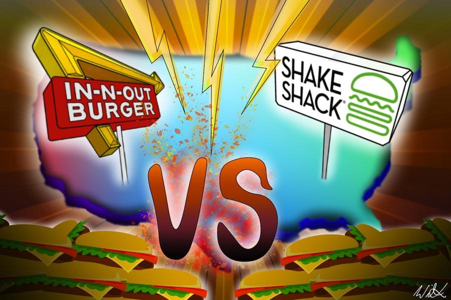 Shake Shack vs. In N Out
