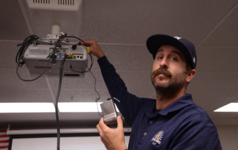 Projector Problems Strike School Classrooms