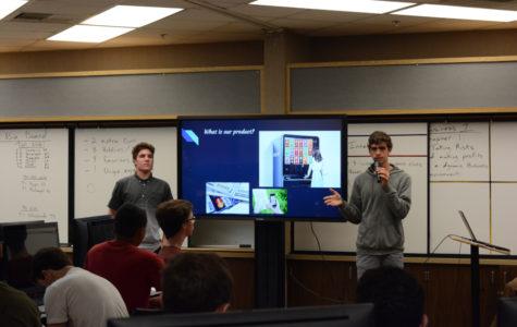 SJHHS Unveils New Virtual Enterprise Lab