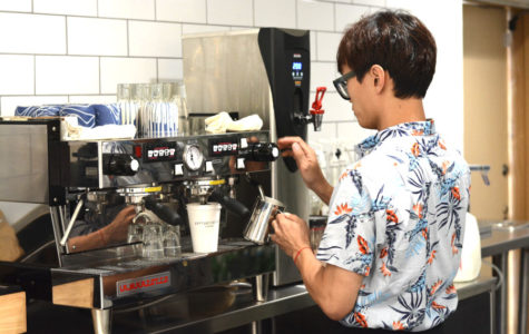Welcoming San Clemente's Newest Coffee Shop