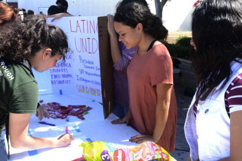 Club Rush 2018 Exemplifies Student Diversity