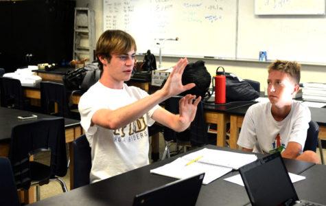 STEM Club Develops New Robotics Team